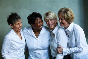 Cissy, Marva, Kathy and Diane